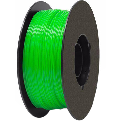 FlashForge 1.75mm PLA Filament for the Creator & Guider II Series (1kg, Glow Green)