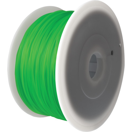 Flashforge 1.75mm Creator Series PLA Filament (2.2 lb, Green)