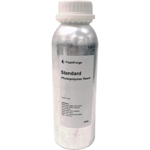 FlashForge Standard Resin (1L, Gray)