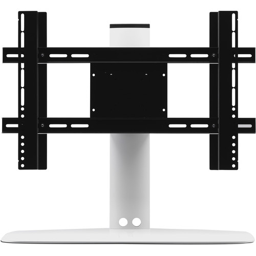 FLEXSON Adjustable TV Stand for Sonos PLAYBASE (White)