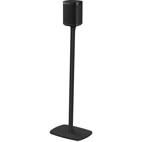 FLEXSON Floor Stand for Sonos One (Black)