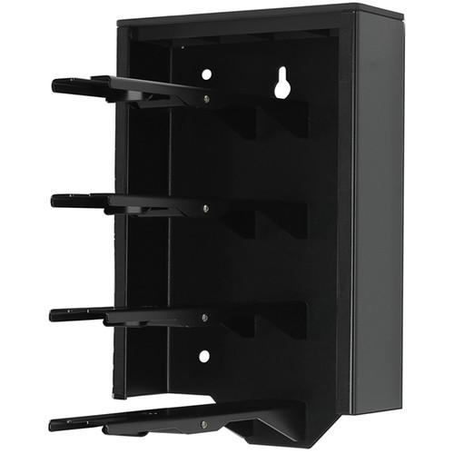 FLEXSON Dock for Four Sonos Amps (Black)