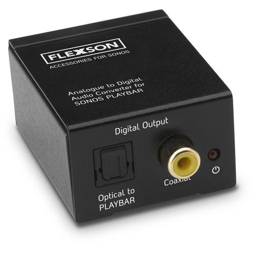 FLEXSON Analog to Digital Converter for Sonos Playbar/Playbase