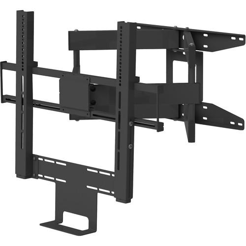"FLEXSON Cantilever Mount for Sonos Beam and 65"" TV (Black)"