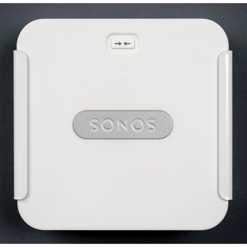 FLEXSON Wall Mount for Sonos Bridge (White)