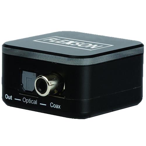 FLEXSON Digital Coaxial to Optical Converter for Sonos PLAYBAR