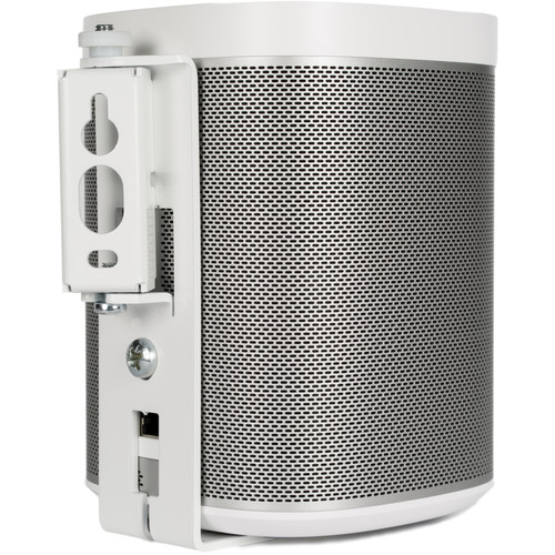 FLEXSON Wall Mount for Sonos PLAY:1 (White)