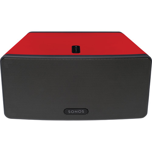 FLEXSON ColourPlay Skin for Sonos PLAY:3 (Racing Red Gloss)