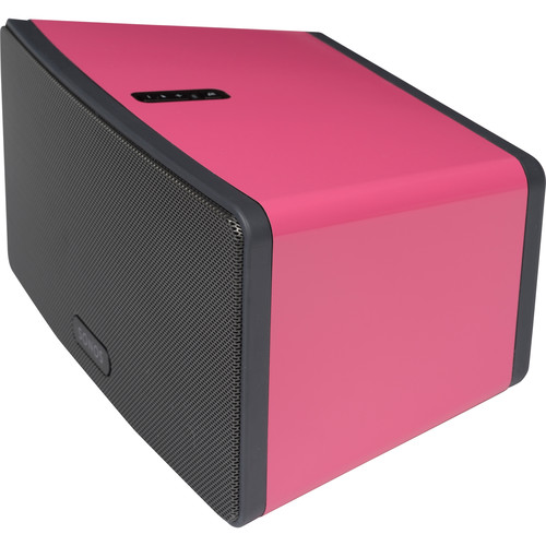 FLEXSON ColourPlay Skin for Sonos PLAY:3 (Candy Pink Gloss)