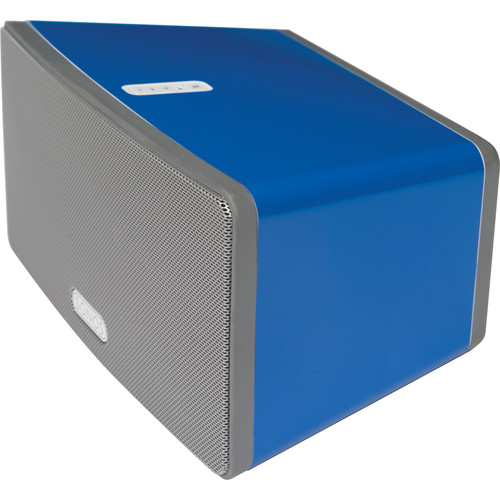 FLEXSON ColourPlay Skin for Sonos PLAY:3 (Cobalt Blue Gloss)