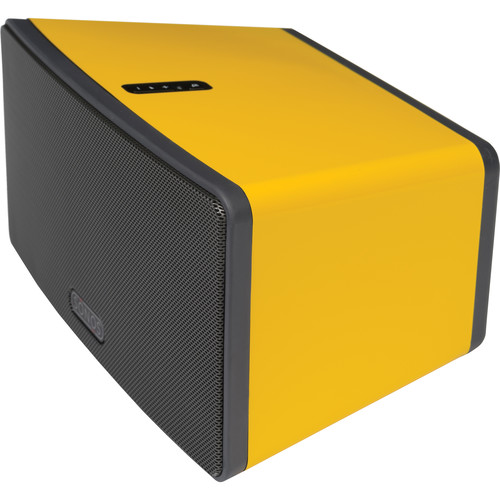 FLEXSON ColourPlay Skin for Sonos PLAY:3 (Sunflower Yellow Gloss)