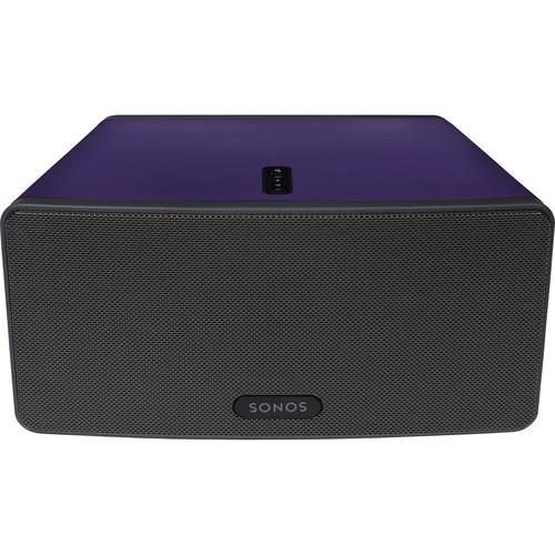 FLEXSON ColourPlay Skin for Sonos PLAY:3 (Imperial Purple Matt)