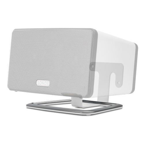 FLEXSON Desk Stand for Sonos PLAY:3 (White)