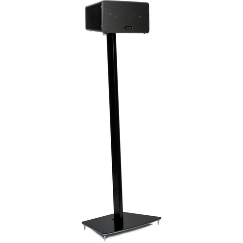 FLEXSON Floorstand for Sonos PLAY:3 (Black)