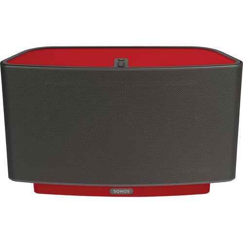 FLEXSON ColourPlay Skin for Sonos PLAY:5 (Racing Red Gloss)