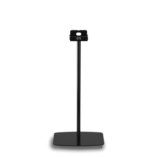 FLEXSON Floorstand for Sonos PLAY:5 Smart Wireless Speaker (Black)