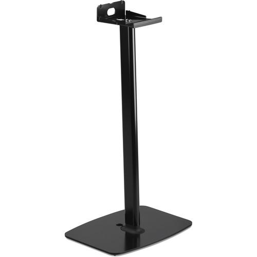 FLEXSON Floor Stand for Sonos PLAY:5 (Black, Single)
