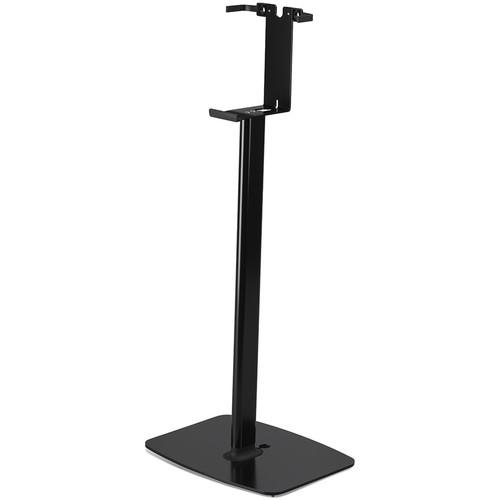 FLEXSON Vertical Floorstand for Sonos PLAY:5 Smart Wireless Speaker (Black)