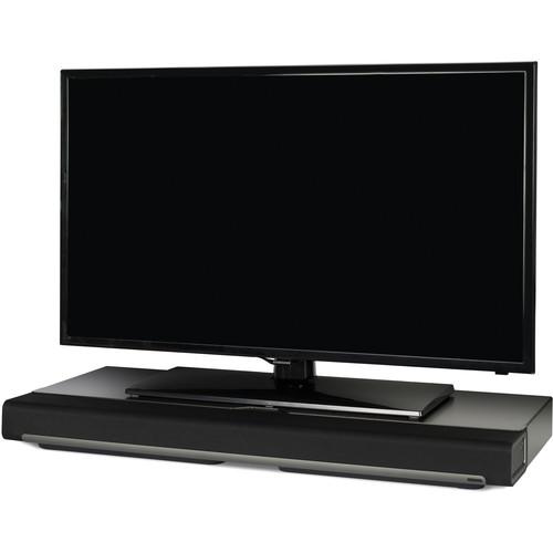 FLEXSON TV Stand for Sonos Playbar (Black)