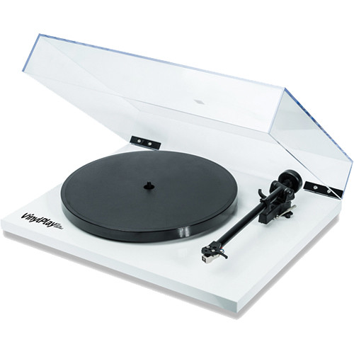 FLEXSON VinylPlay Turntable (White)