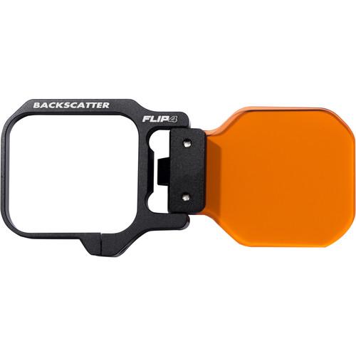Flip Filters FLIP4 Single-Filter Kit with DIVE Filter for GoPro