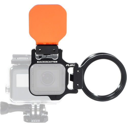 FLIP5 FLIP5 Pro Package with 3-Filter Kit and +15 MacroMate Mini for GoPro