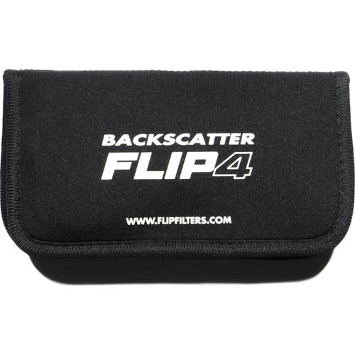 Flip Filters Neoprene Protective Wallet for Flip5, FLIP4, and FLIP3.1 Filters