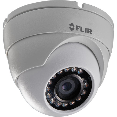 FLIR 2 x 2.1MP Outdoor Mini Dome Cameras Kit