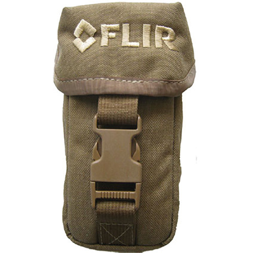 FLIR MOLLE-Compatible Belt Holster for Scout PS & LS Series Monoculars (Tan)