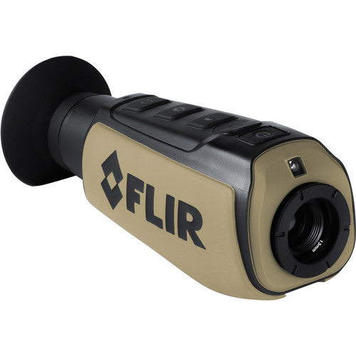 FLIR Scout III 320 Thermal Monocular (60 Hz)