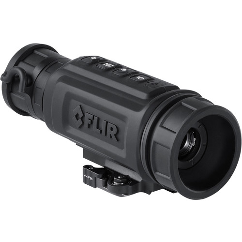 FLIR ThermoSight RS32 4-16x Thermal Riflescope (60 Hz, Digital Multi-Reticle)