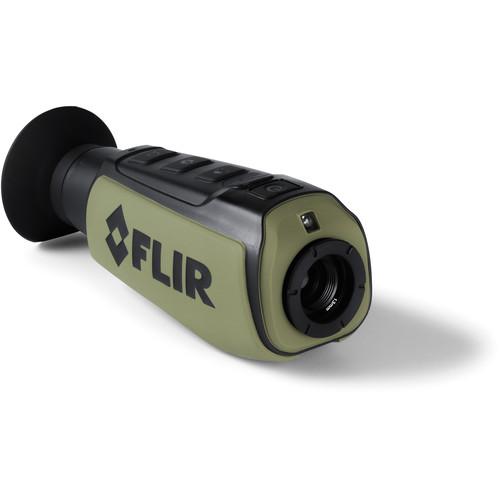 FLIR Scout II 640 Thermal Monocular (9 Hz)