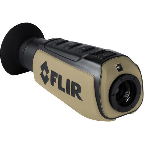 FLIR Scout III 640 Thermal Monocular (30 Hz, Flat Dark Earth)
