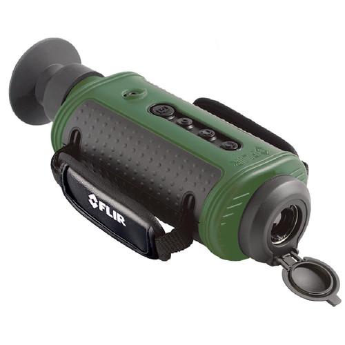 FLIR Scout TS-XR Pro 640 Thermal Monocular (9 Hz, Body Only)