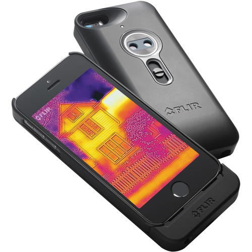 FLIR ONE Thermal Imaging Case for iPhone 5/5s