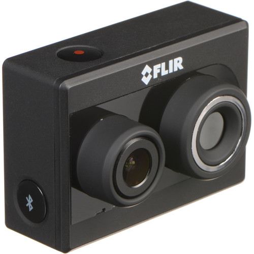 FLIR Duo R Radiometric Dual-Sensor Thermal Imager for Drones