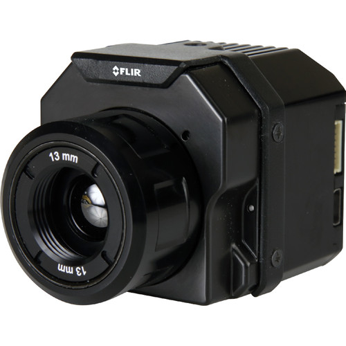 FLIR Vue Pro R 640 Thermal Imaging Camera (19mm Lens, 30 Hz, Matte Black)