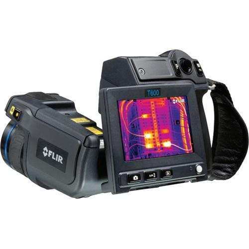 FLIR T600 480 x 360 Thermal Imaging Camera with 25° Lens