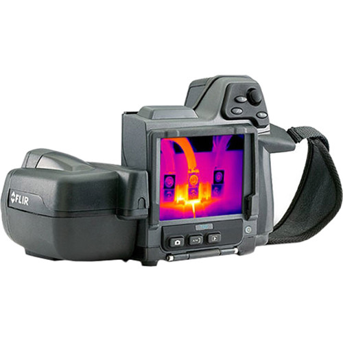 FLIR T420 Thermal Imaging Camera with Wi-Fi and Extended Calibration Certificate