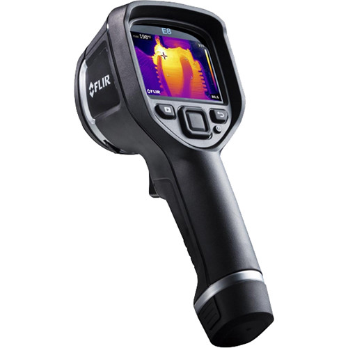 FLIR Ex Series E8 Point-and-Shoot Infrared Camera (NIST Certified)