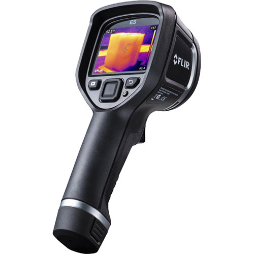 FLIR Ex Series E5 Point-and-Shoot Infrared Camera