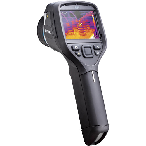 FLIR E-Series E50 240 x 180 Thermal Imager with Tools+ Software