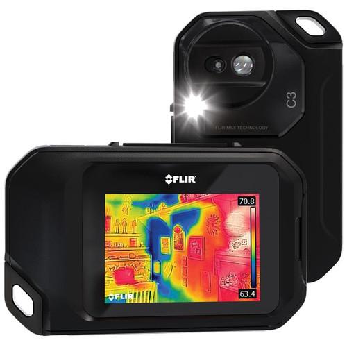 FLIR C3 Pocket Thermal Imaging Camera with Built-In Wi-Fi