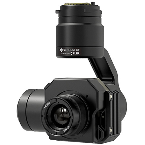 FLIR Zenmuse XT Thermal Camera with Aerial IR Stabilized Gimbal