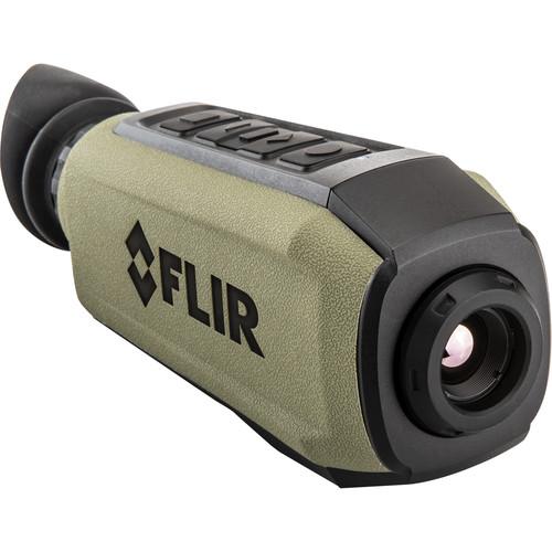 FLIR Scion OTM266 Thermal Monocular (Green)