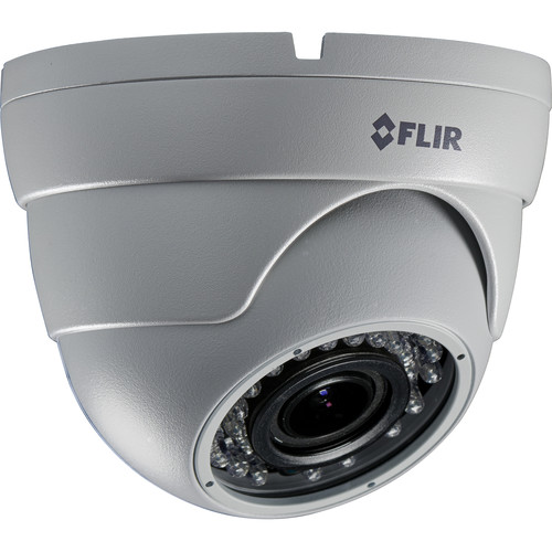 FLIR MPX 2.1MP Outdoor HD-CVI Dome Camera
