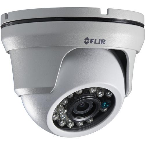 FLIR MPX Series 2.1MP Outdoor HD-CVI Dome Camera