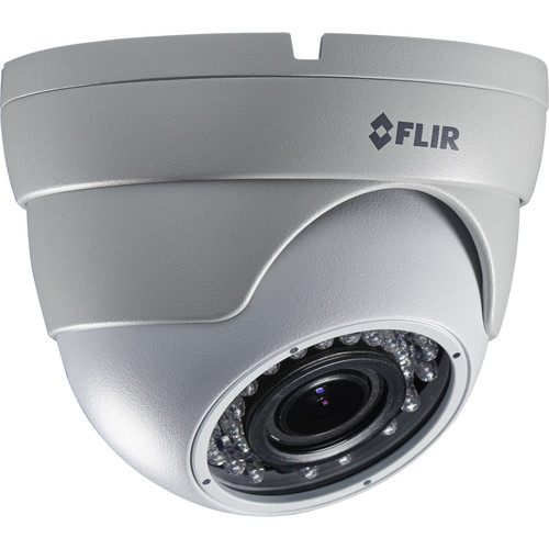 FLIR MPX Series 1.3MP Outdoor HD-CVI Dome Camera