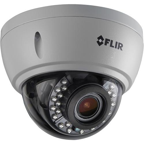FLIR MPX Series 1.3MP Outdoor HD-CVI Dome Camera
