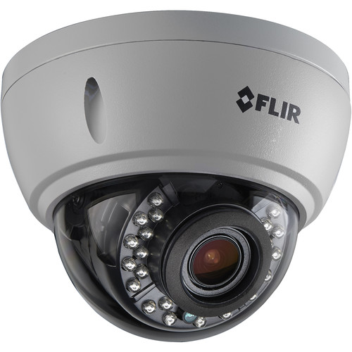 FLIR MPX Series 2.1MP Outdoor HD-CVI Dome Camera